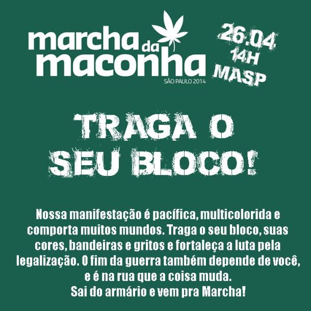 Marcha da Maconha 2014