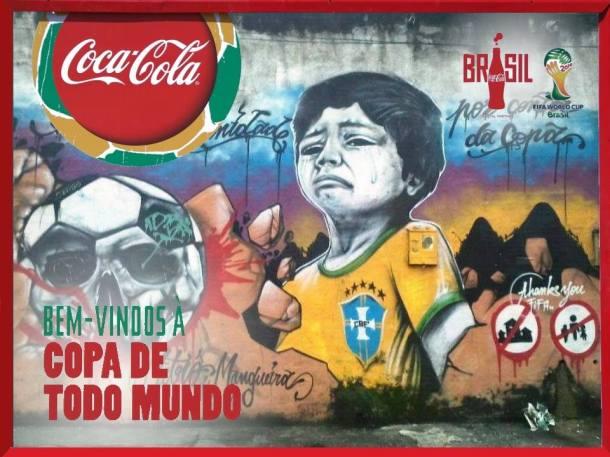 #nãovaitercopa