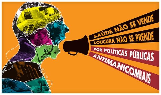 Semana da Luta Antimanicomial 2014