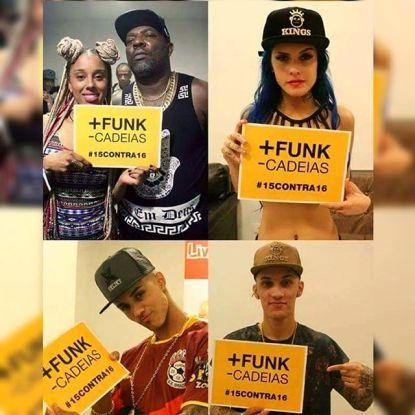 +funk -cadeias